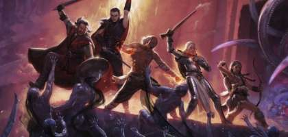 Pillars of Eternity: Complete Edition już wkrótce trafi na Nintendo Switch