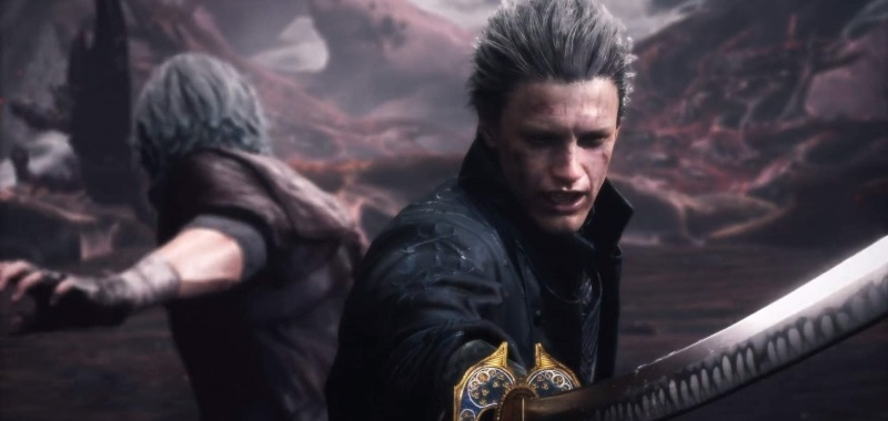 Devil May Cry 5 Special Edition bohaterowie