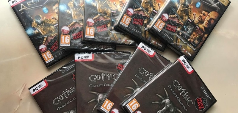 Gothic: Complete Collection i Arcania Gold Edition