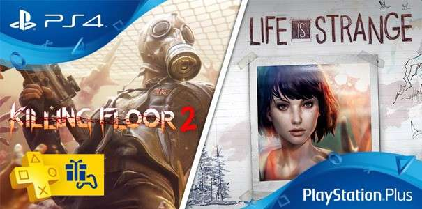 Life is Strange i Killing Floor 2 w czerwcowym PS+?
