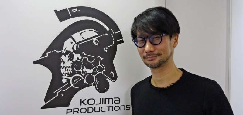 hideo kojima logo kojima productions