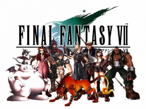 Growe kulisy: Final Fantasy VII (PS One)