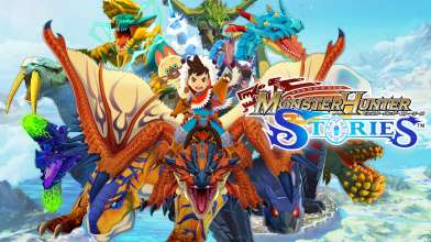 Monster Hunter Stories już na smartfonach w Europie. Hit z 3DS na iOS i Androidzie