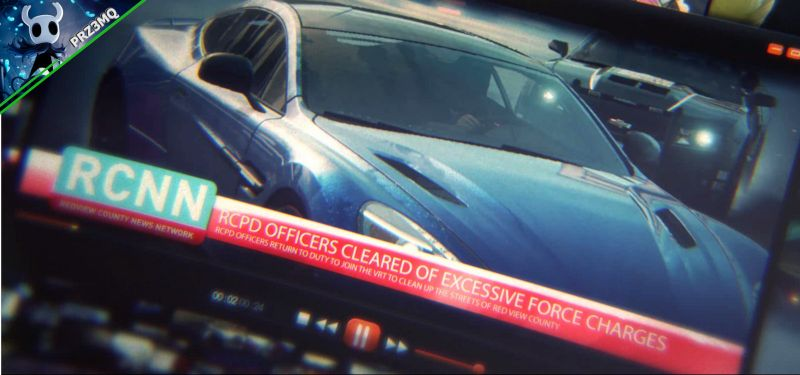 Need for Speed Rivals - Police brutality. Recenzja gry