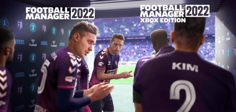 Football Manager 2022 i Xbox Game Pass