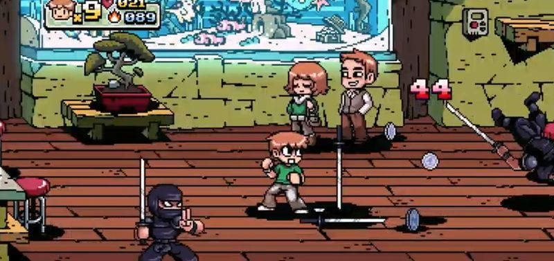 Scott Pilgrim vs. The World: The Game Complete Edition zapowiedziane
