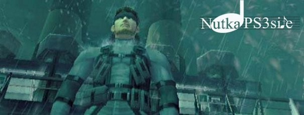 Nutka PS3Site: Metal Gear Solid 2 (PS2)