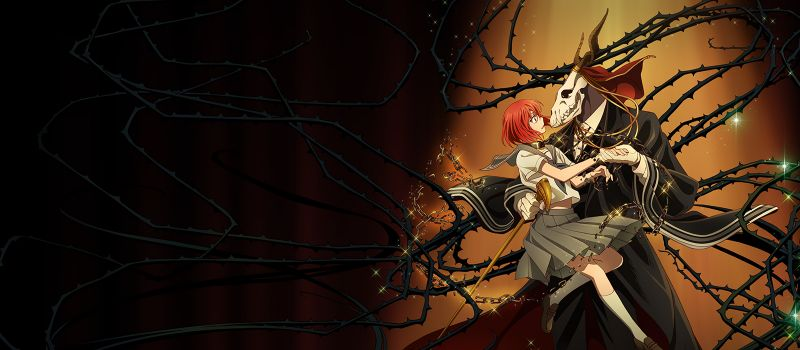 The Ancient Magus' Bride (sezon 1) - jestem tutaj