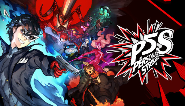 Persona 5 Strikers (PC/PS4/Switch) - Persona Warriors