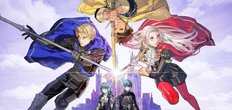 Fire Emblem: Three Houses 3 państwa