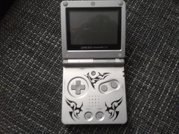 Zakup Gameboy'a Advance SP