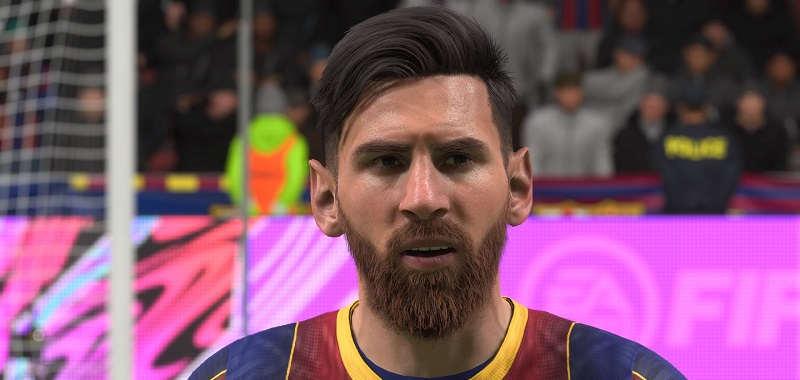 FIFA 21 PS5 vs. Xbox Series X|S