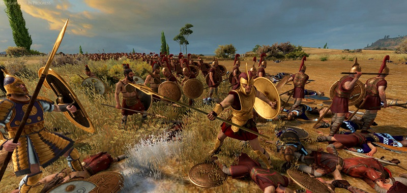 Troy: A Total War Saga zwiastun