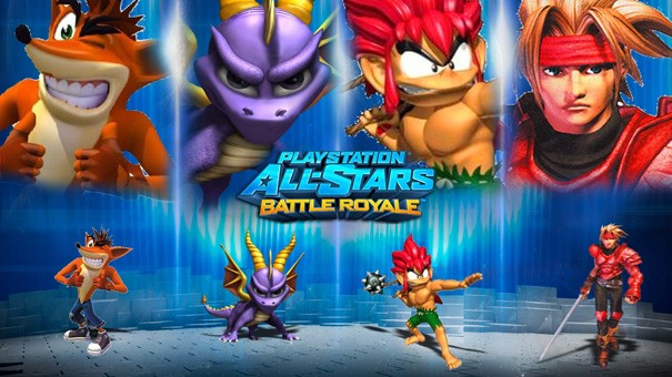 Spyro i Crash w PlayStation All-Stars Battle Royale? Activision słyszy prośby graczy