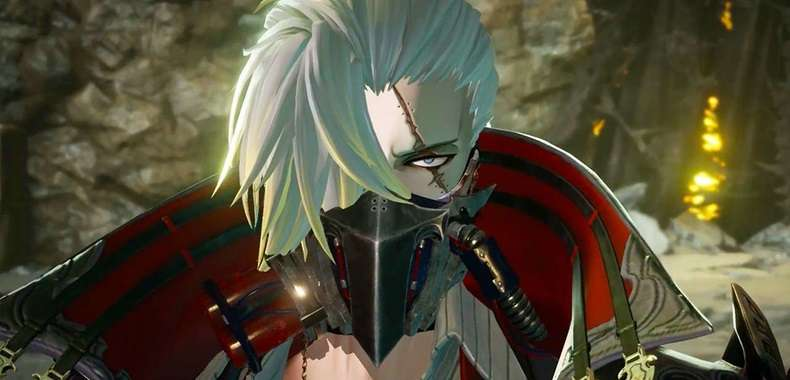 Code Vein na Nintendo Switch
