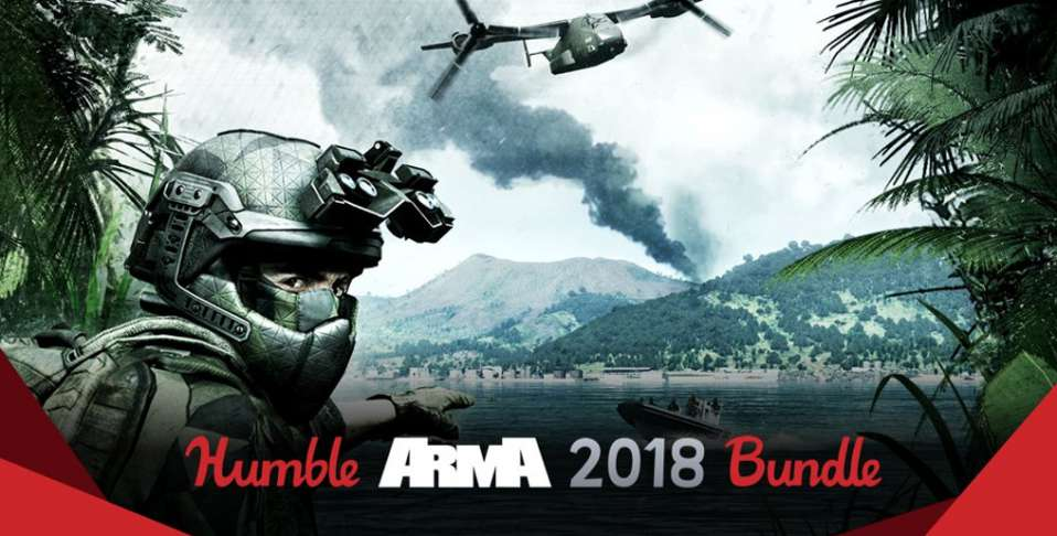 Humble Arma 2018 Bundle