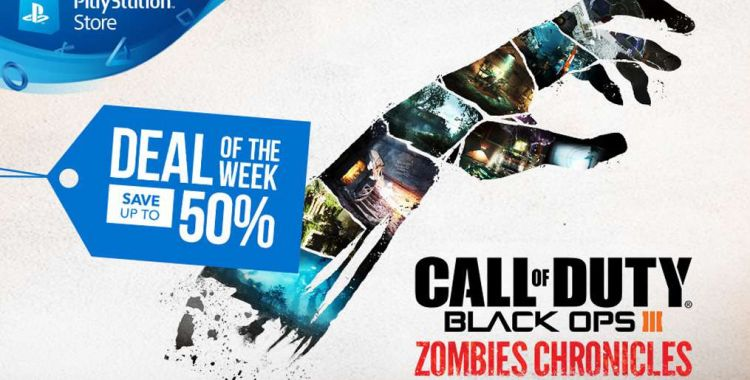 Call of Duty: Black Ops III – Zombies Chronicles Edition ofertą tygodnia w PS Store