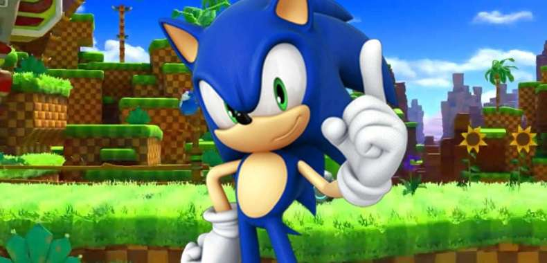 Sonic z Sonic Forces