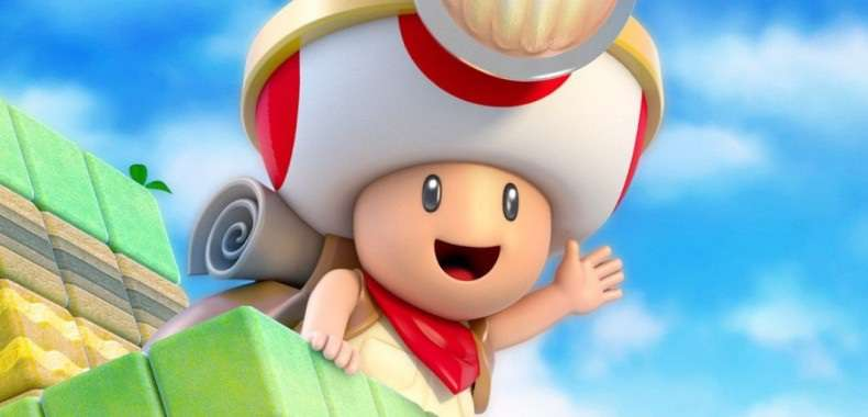 Captain Toad: Treasure Tracker trafi na Nintendo Switch i Nintendo 3DS