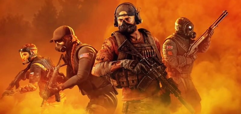 Ghost Recon Breakpoint i Rainbow Six Siege