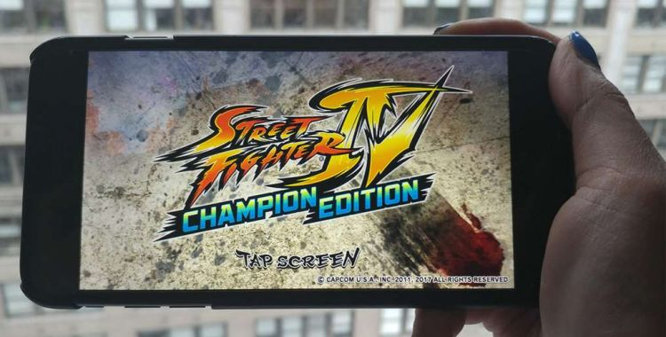 Street Fighter 4: Champion Edition trafi na Androida