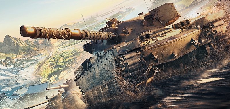 World of Tanks next-gen