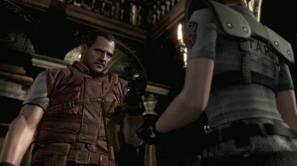 Resident Evil HD Remastered będzie wspierało Cross-Buy
