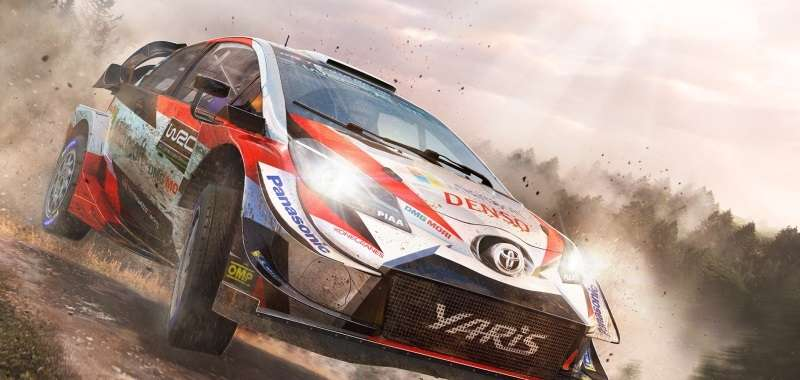 wrc 8 w epic games store