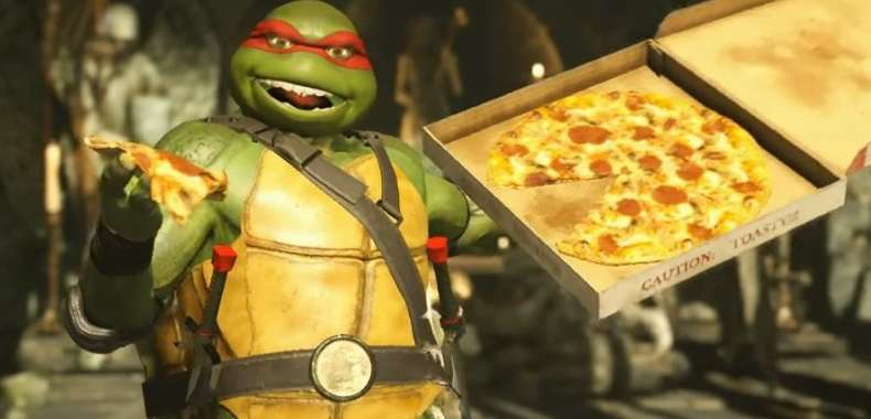 Teenage Mutant Ninja Turtles w Injustice 2. Gameplay pokazuje Żółwie Ninja