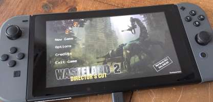 Wasteland 2 trafi na Nintendo Switch