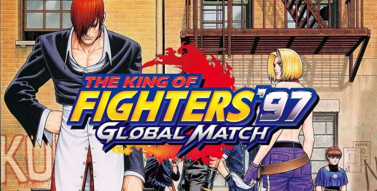The King of Fighters '97 Global Match. Jest data premiery