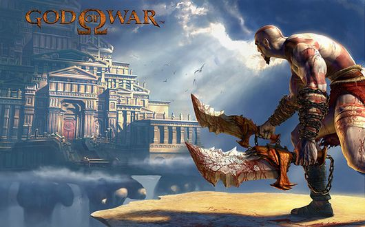 God of War HD za darmo w PS Plus!
