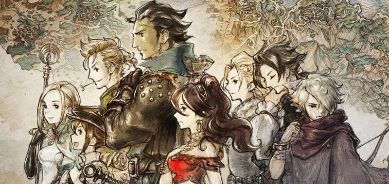 Black Friday Switch Octopath