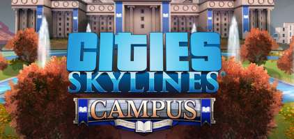 Cities: Skylines - Campus. Nadchodzi nowy dodatek do city buildera