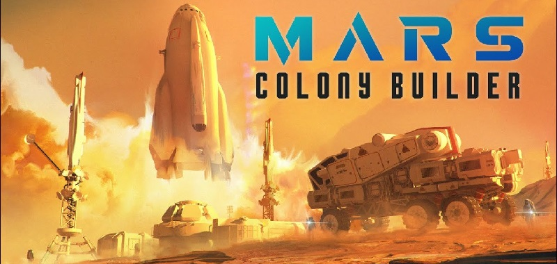 Mars Colony Builder - PlayWay