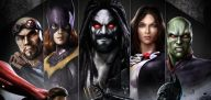 Injustice Gods Among Us Ultimate Edition za darmo na PS4, Xbox One, Xbox 360 i PC