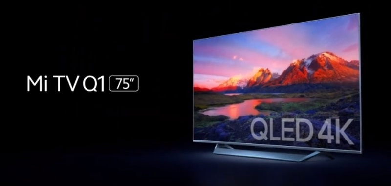 Xiaomi Mi TV Q1 trafi do Europy