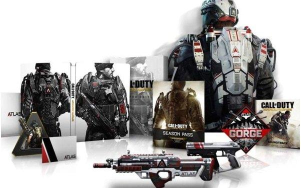 Activision prezentuje Call of Duty: Advanced Warfare Atlas Pro Edition