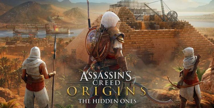"Assassin's Creed Origins łata dodatek ""A Hidden Ones"" i ułatwia Hordę"