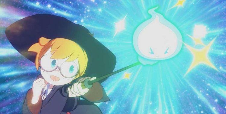Little Witch Academia: Chamber of Time w maju trafi do Europy