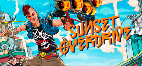 Cykl GND #7: Sunset Overdrive