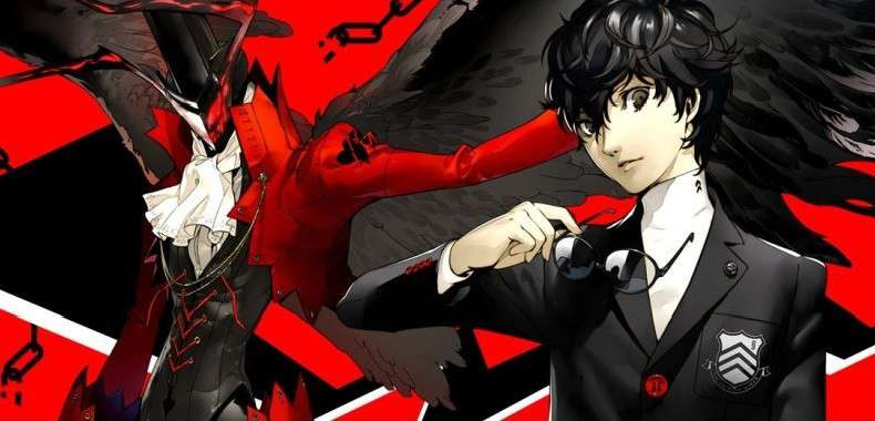 Persona 5 bohater