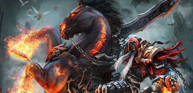 Darksiders Warmastered Edition działa na Nintendo Switch w 60 fps-ach