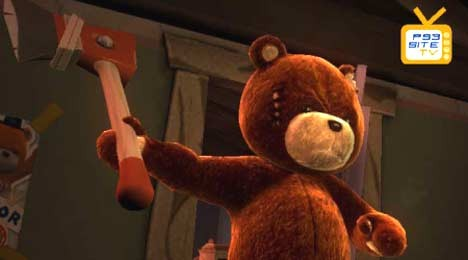 PS3site TV: Naughty Bear