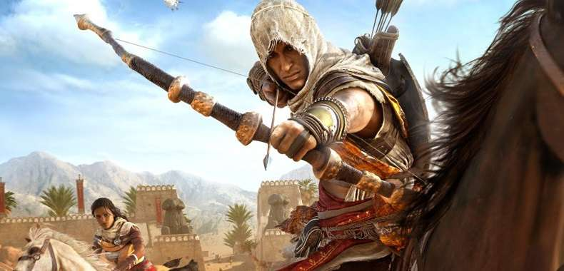 12 Deals of Christmas w Egipcie. Assassin's Creed: Origins w lepszej cenie