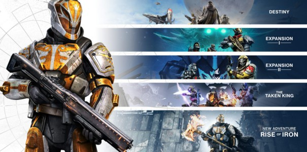 Destiny: The Collection za stówkę w PS Store