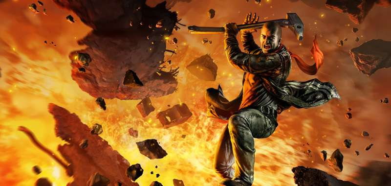 Red Faction: Guerrilla Re-Mars-tered switch