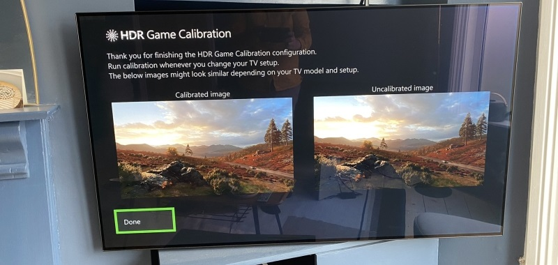Xbox One HDR