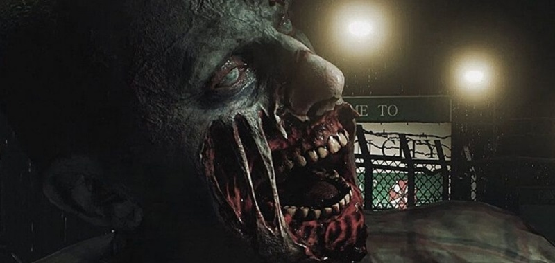 resident evil zombies