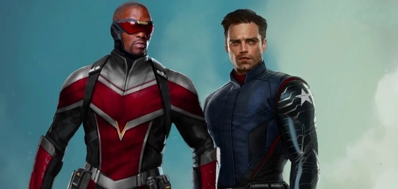 The Falcon and The Winter Soldier powrót na plan